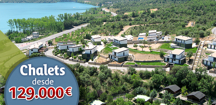 Chalets from 119.000€